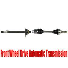 Front Right Automatic Transmission Front Wheel Drive Axle for Ford Escape 09-12