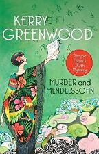 Murder and Mendelssohn by Kerry Greenwood Large Paperback 20% Bulk Book Discount