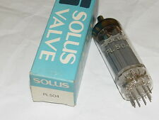 SOLUS PL504 VALVE TUBE