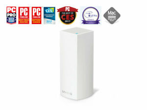 Linksys Velop Whole Home Intelligent Mesh Tri-Band Wi-Fi System WHW0301