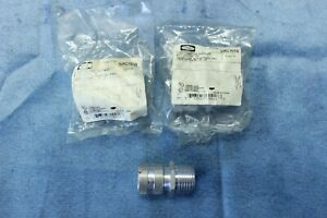 """LOT OF 3 New Hubbell Connector SHC1018 .38""""-.44"""" 1/2"""" HUB"""