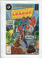 JUSTICE LEAGUE OF AMERICA #158 (7.0) WHITMAN VARIANT!