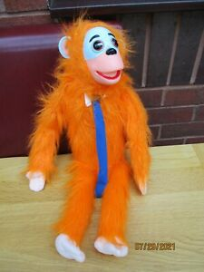 """KEITH HARRIS - CUDDLES THE MONKEY OFFICIAL - COLLECTABLE - 20"""""""
