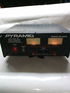 Pyramid Regulated Power Supply 40 Amp Built-in Cooler PS-46KX