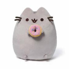 Gund NEW Pusheen DONUT 9-Inch Plush Cat Kitty Stuffed Animal Toy