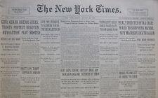 8-1930 August 29 INDIA GHANDI SIMON. BUENOS AIRES REVOLT. BROOKLYN GANGS 48 HOUR