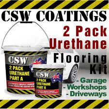 2 Pack Epoxy Flooring Kit - Urethane 20L Kit