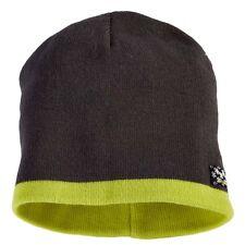 Strickmütze Herren Winter Mütze Beanie Wintermütze Wollmütze Hat Cap Wendemütze