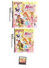 WINX QUEST FOR THE CODEX !!! Le Meilleur de la Série sur DS/DSi/3DS/2DS