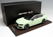 2020 Sale!! Motorhelix 1/18 Audi licensed RS7 Kanas Green