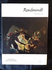 REMBRANDT-TEXT BY LUDWIG MUNZ-HC--ABRAMS PUBLISHER -LIKE NEW- SUPERIOR