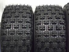 20X10-9 (2 Tire Set) Quadking Sport Atv Tires Yamaha Raptor 660 700 700R