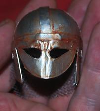"""Custom Casque pour 1/6 scale 12"""" action figure. médiéval chevalier Ignite Viking"""