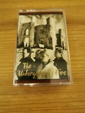 U2 - The Unforgettable Fire Cassette (1984)