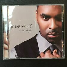 Ginuwine - A Man's Thoughts (CD 2009)  NEW CD