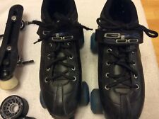 Women's Pacer GTX 500 Roller Skates, Size 8 Spare Wheels, Wheel Plates And Laces