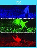 PETER GABRIEL - LIVE IN ATHENS 1987  (BLU-RAY + DVD)  POP  NEU