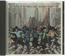 New Riders Of The Purple Sage - Oh, what a mighty Time - Wounded Bird Rec.- Mint