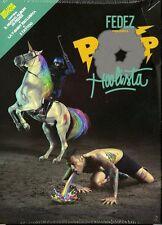 "FEDEZ ""POP-HOOLISTA"" RARO BOX DELUXE EDITION CD + TSHIRT + TATOO - SIGILLATO"