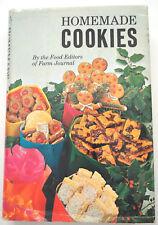 Homemade Cookies by Farm Journal Food Editors - 1971 Hardback - First  Printing