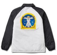 Vans x Space Voyager NASA Torrey Padded MTE Jacket White RARE!