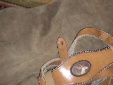 Tracht alte Lederhose sehr groß komplett Lederhosn Hose aus Leder