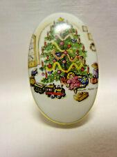 Weihnachten Spielzeug Weihnachtsbaum Porzellandose Monika Hellen Cole Gerold