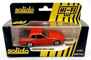 EBOND Modellino Porsche 944 - 1502 - Solido - 1:43 - 0114.