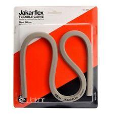"60cm (23.6"") Jakarflex Flexible Curves Flexi Drawing Aid Drafting Curve Design"