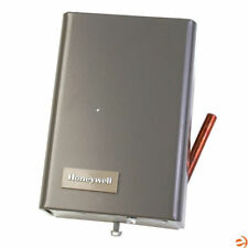 Honeywell Triple Aquastat Relay Immersion Type Controller for High Limit Prot.