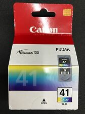 Original Canon CL41 Ink Cartridge Colour