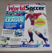 September Football Magazines in English