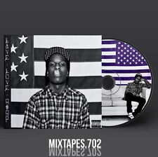 ASAP Rocky - LiveLoveA$AP Mixtape (Full Artwork CD Art/Front Cover/Back Cover)
