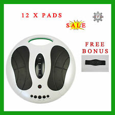 Electromagnetic Wave Pulse Tens Circulation Foot Booster Far-Infrared Massager