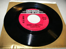 O.C. Smith The Son Of Hickory Holler's Tramp / Honey (I Miss You) 45 NM 4-33157