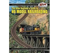 Atlas Beginners Guide to HO Model Railroading New Free Shipping
