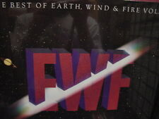 EARTH WIND & FIRE BEST OF VOLUME II 180 GRAM FACTORY Sealed LIMITED EDITION LP