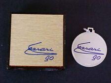 Enzo Ferrari Pendant Jewelry Vintage OEM