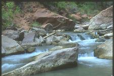 255089 Virgin River Zion A4 Photo Print