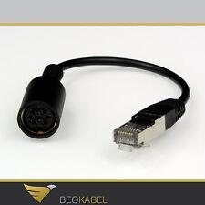 RJ45 / Powerlink Adapter für B&O BANG & OLUFSEN BeoSound / BeoLab / CAT