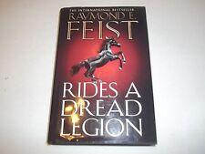 Rides A Dread Legion by Raymond E. Feist HC new