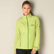 Vêtements de randonnée verts Jack Wolfskin
