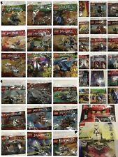 Lego ninjago polybags  the most sets you can find on ebay