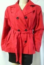 Plus Trench Coats & Jackets of Polyester for Women