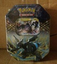 Pokémon TCG Zekrom EX Tin Spring 2012 New Sealed TCG CCG