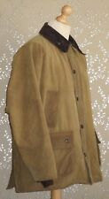 Barbour Bedale WAX JACKET Sand 44 Très rare Chasse Tir Casual SUPERBE