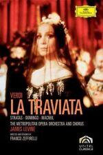 Teresa Stratas Plci - Verdi: la Traviata Nuovo DVD