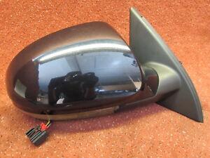 3C0857934 Exterior Mirror Right Electric VW Passat 3C LC9X Black Orig