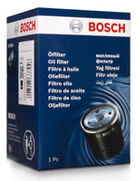 VW Golf MK4 1.9TDi 1.9SDi Oil Filter 1896cc 1997-2007 Genuine Bosch