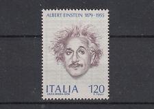 ITALIA 1979 ALBERT EINSTEIN  L. 120  MNH** NUOVO INTEGRO NON LINGUELLATO